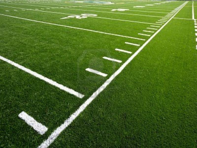 Free Football Field For Hd Slides Backgrounds For Powerpoint