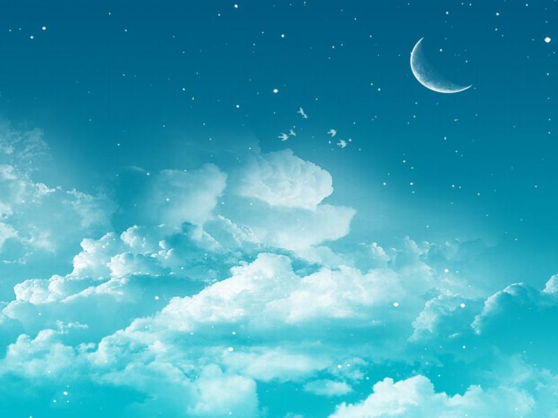 Free Imaginary Sky Art Backgrounds
