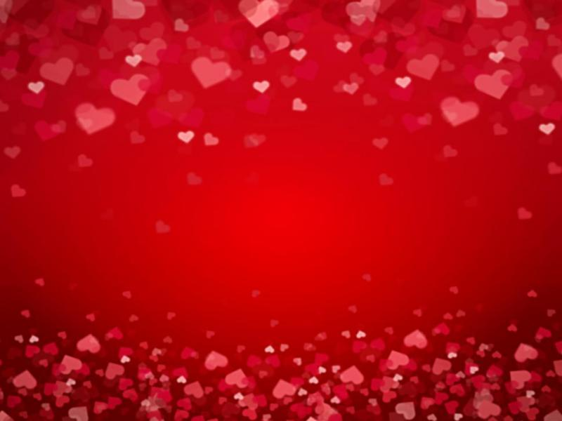 Free Stock Photo Of Valentines Day Heart Pattern   Presentation PPT Backgrounds