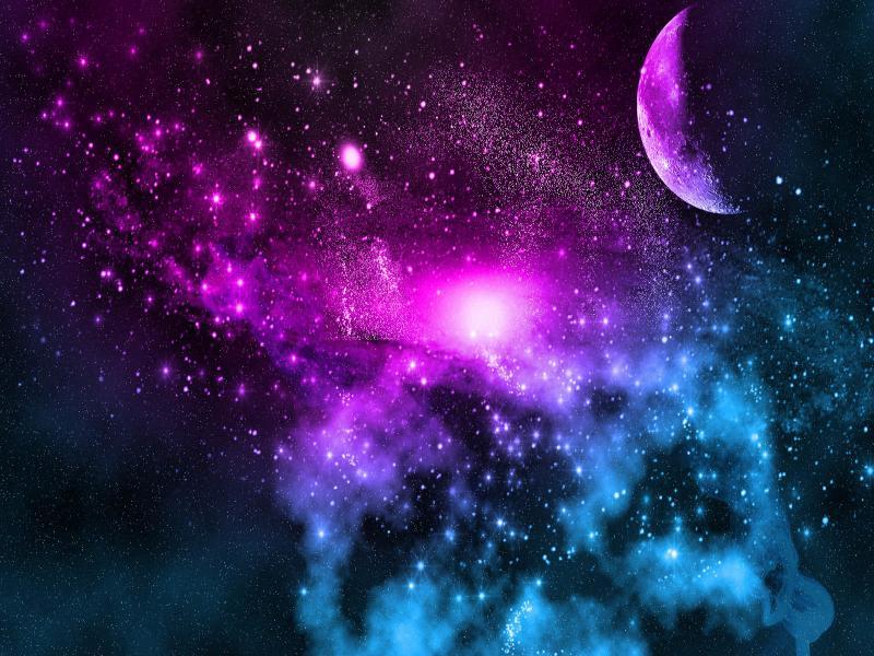 Galaxy Art Backgrounds