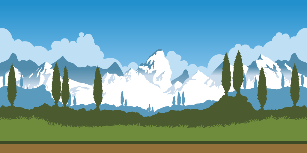 Game Graphic Assets Backgrounds