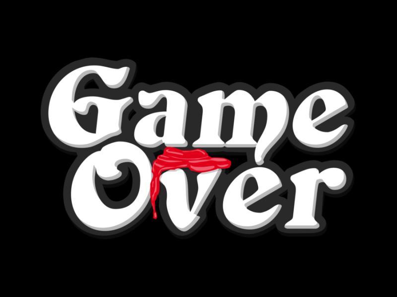 Game Over Png Transparent Frame Backgrounds