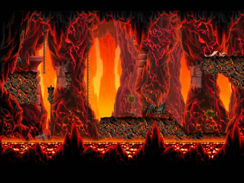 Gates Of Hell Backgrounds