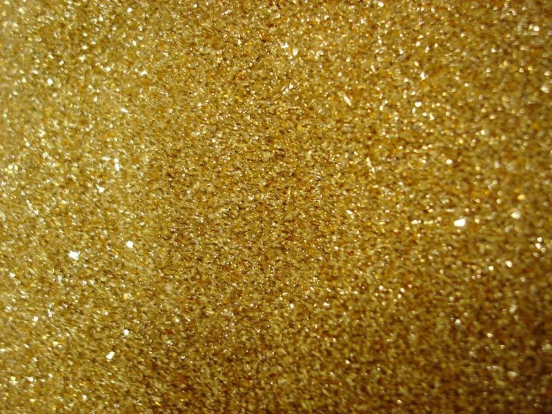 German Glass Glitter Gold Backgrounds