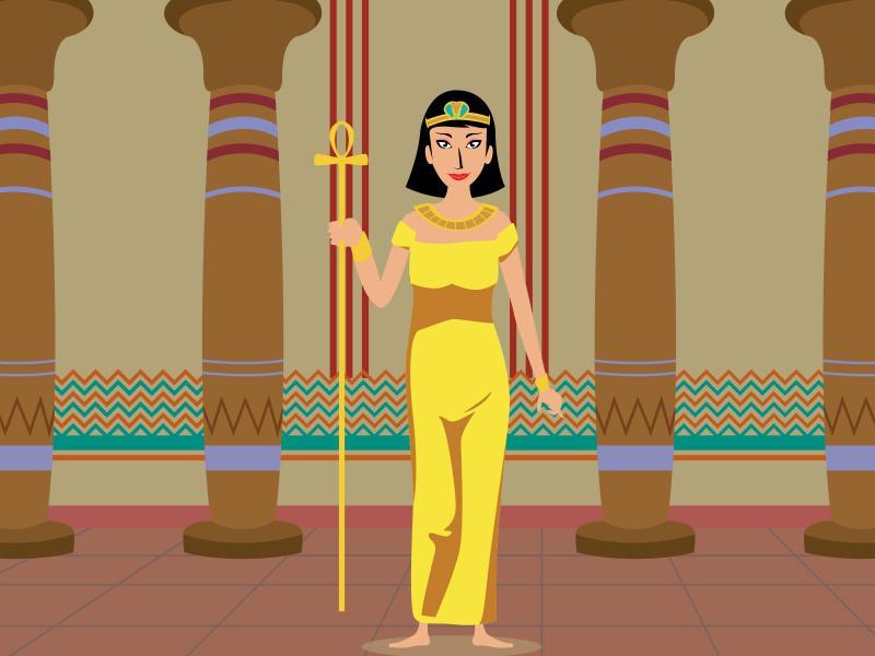 Goddess Cleopatra Backgrounds