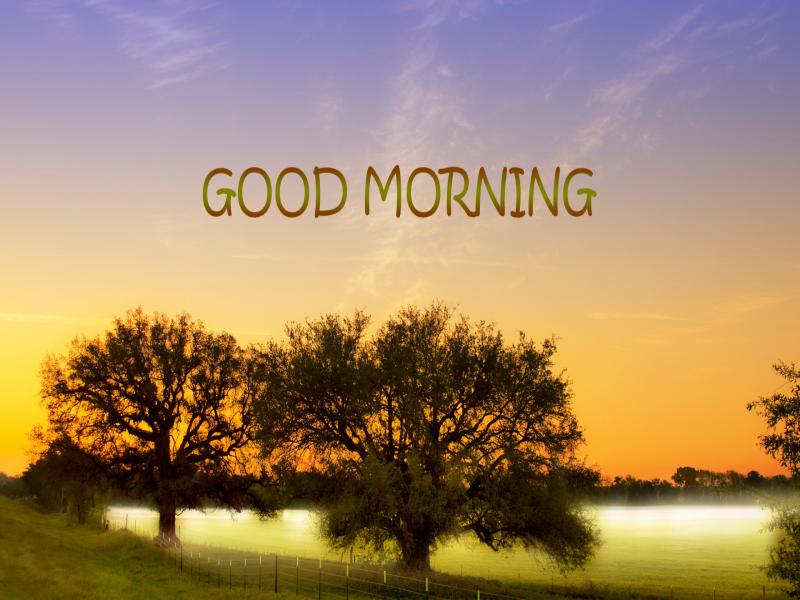 Good Morning Clipart Backgrounds