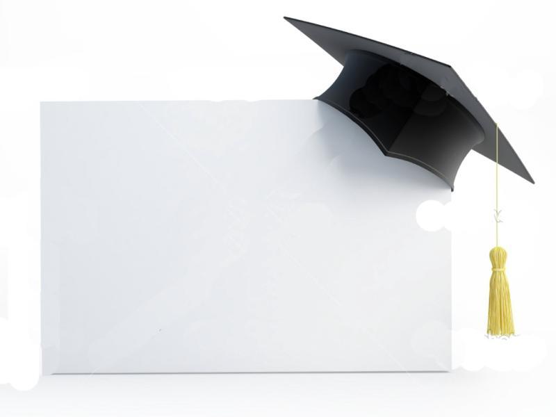 Graduation Hat Backgrounds