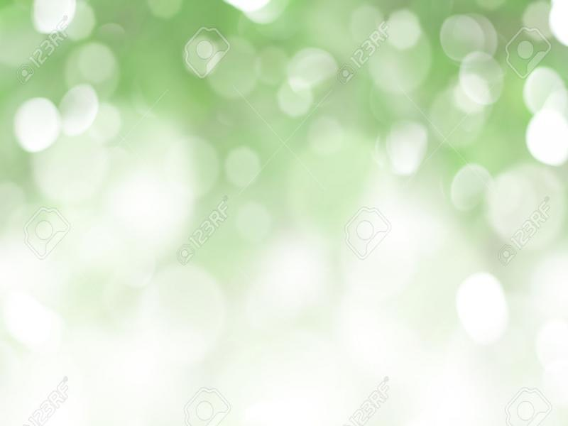 Green Blurred For Spa Frame Backgrounds