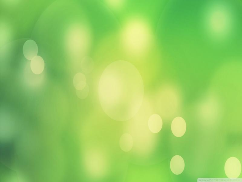 Green Quality Backgrounds