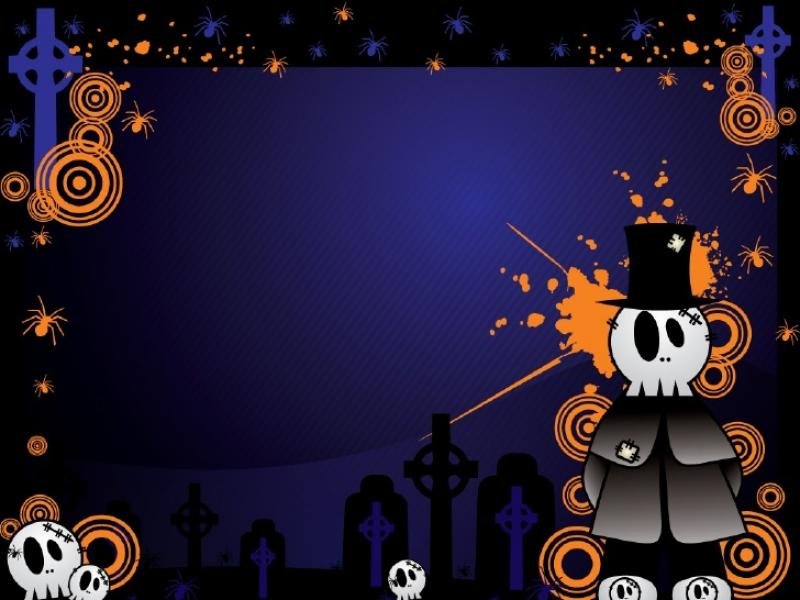 halloween for free halloween template backgrounds for powerpoint