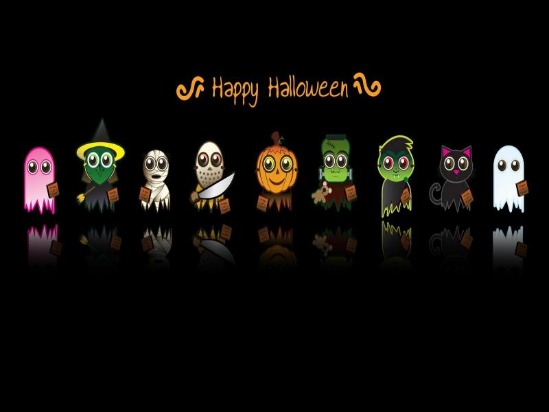 Halloween Graphic Backgrounds