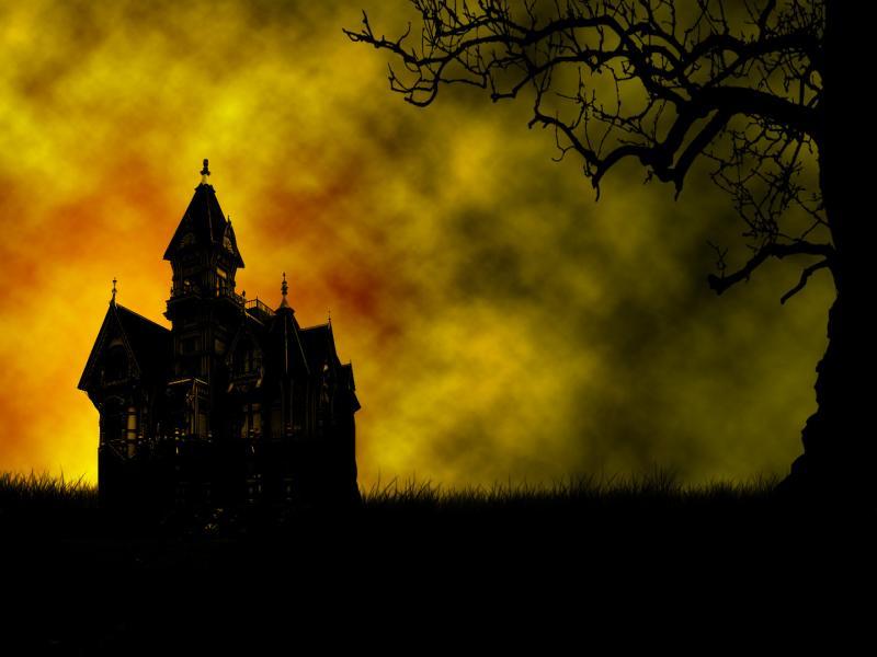 Halloweens Halloween MySpace Free Halloween   Graphic Backgrounds