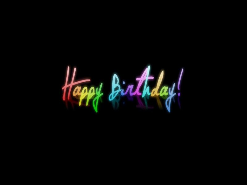 Happy Birthday Clipart Backgrounds