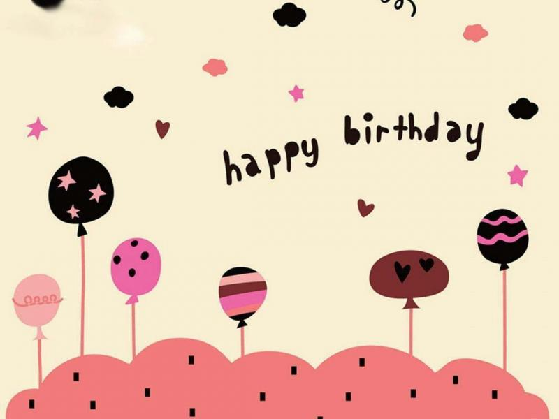 Happy Birthday Free Uniques PPT Backgrounds