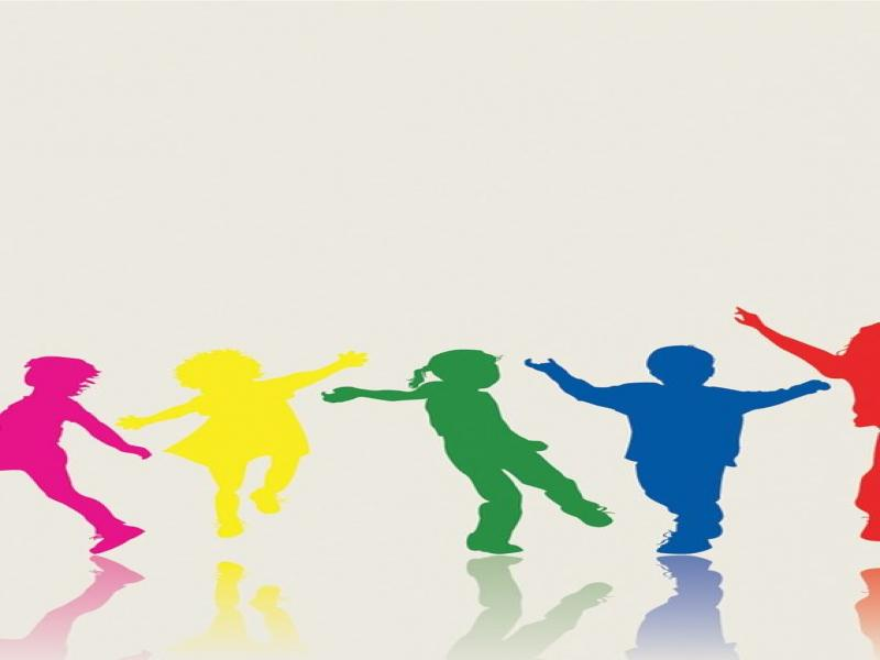 Happy Children Template Is Nice For Children Events   Backgrounds