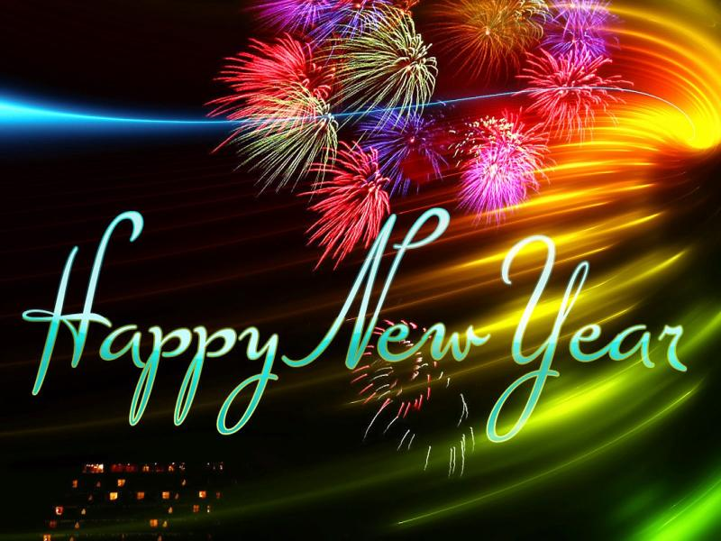 Happy New Year Hd Backgrounds