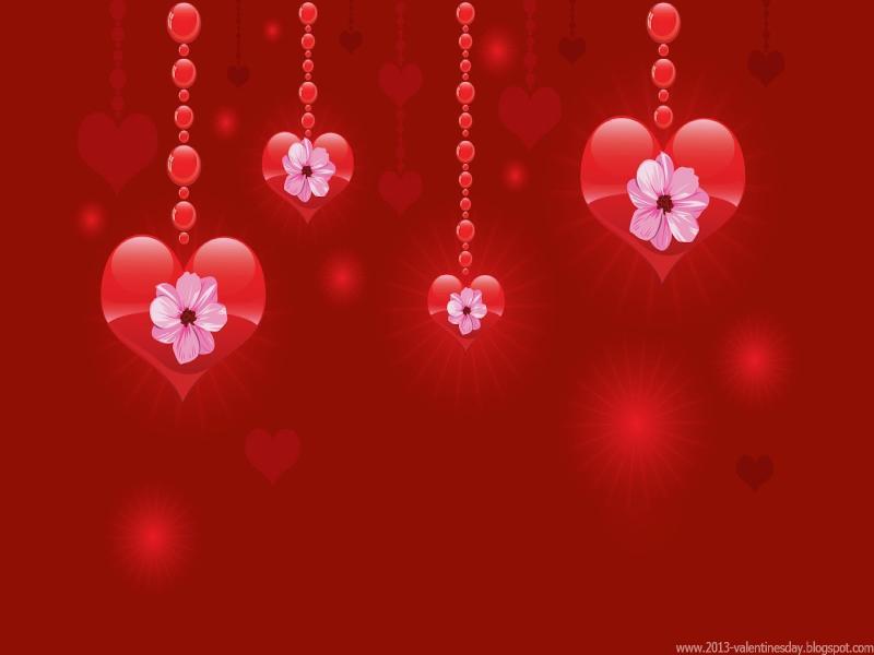 Happy Valentine Bead Backgrounds