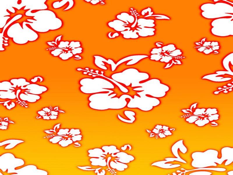 Hawaiian Flower Clipart Walpaper Clip Art Backgrounds