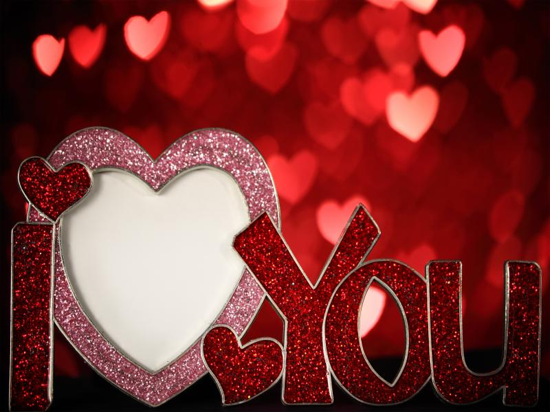 Hd Valentine Love You Design Backgrounds