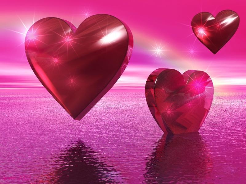 Heart Valentine Art Backgrounds