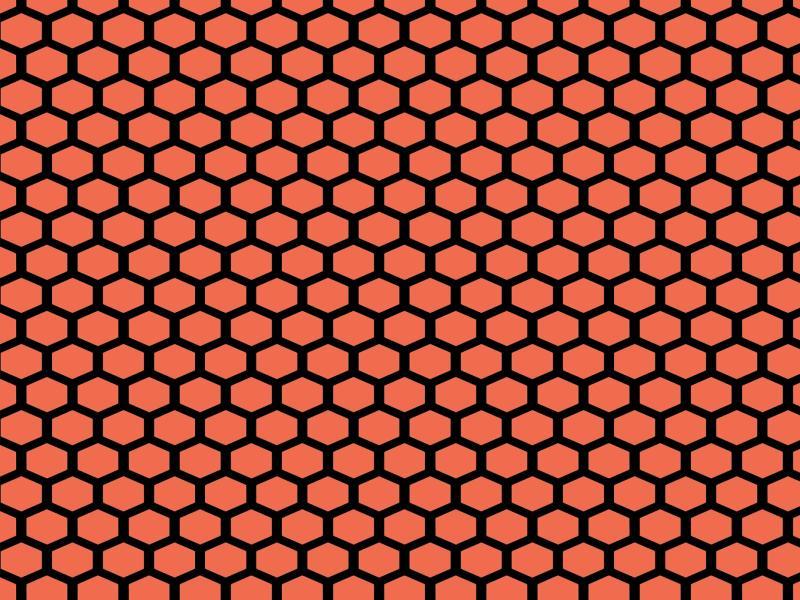 Hexagon Honeycomb  Slides Backgrounds