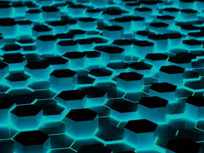 Hexagon Photo Backgrounds