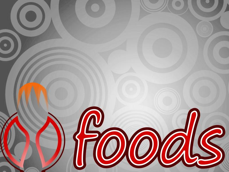 Hot Foods PPT Backgrounds