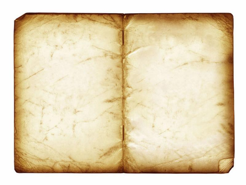 Journal Frame Backgrounds For Powerpoint Templates Ppt