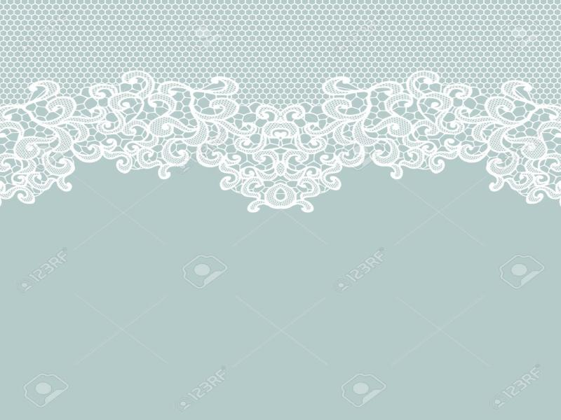 Lace Is Your Favorite Then White Lace Would Be A Joy For Quality PPT Backgrounds