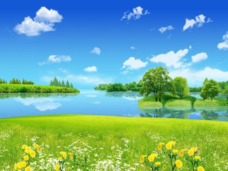 Landscape Nature Quality Backgrounds