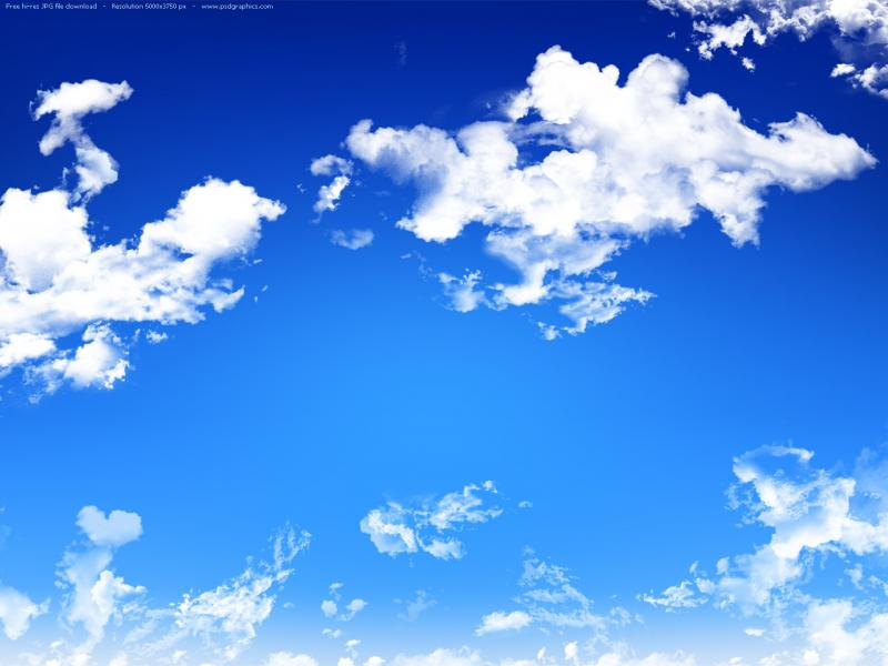 Large Preview Blue Sky Backgrounds