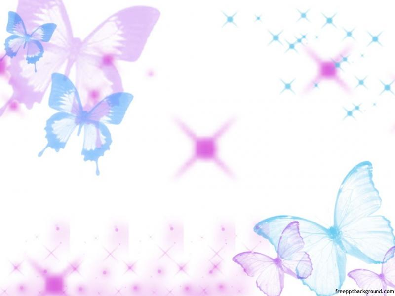 Light Butterfly Backgrounds