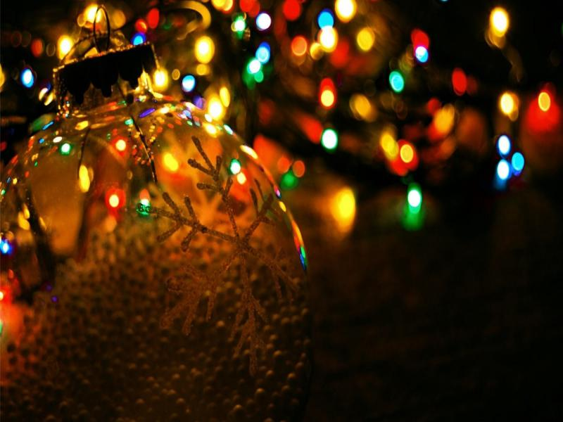 Light Christmas Backgrounds