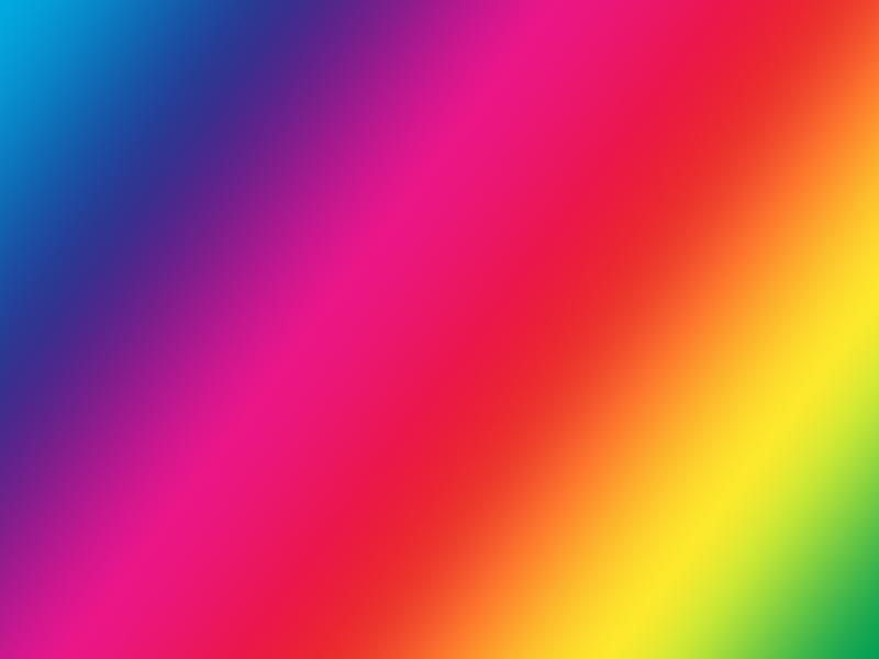 Light Rainbow Chevron Rainbow Slides Backgrounds