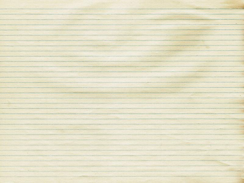 Lined Paper Clipart Backgrounds