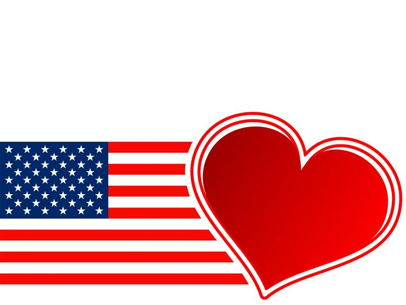 Love USA Backgrounds