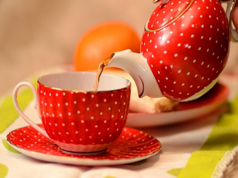 Lovely Cup Of Teas Quality Backgrounds