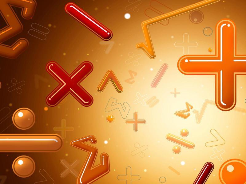 Math Design Clipart Backgrounds