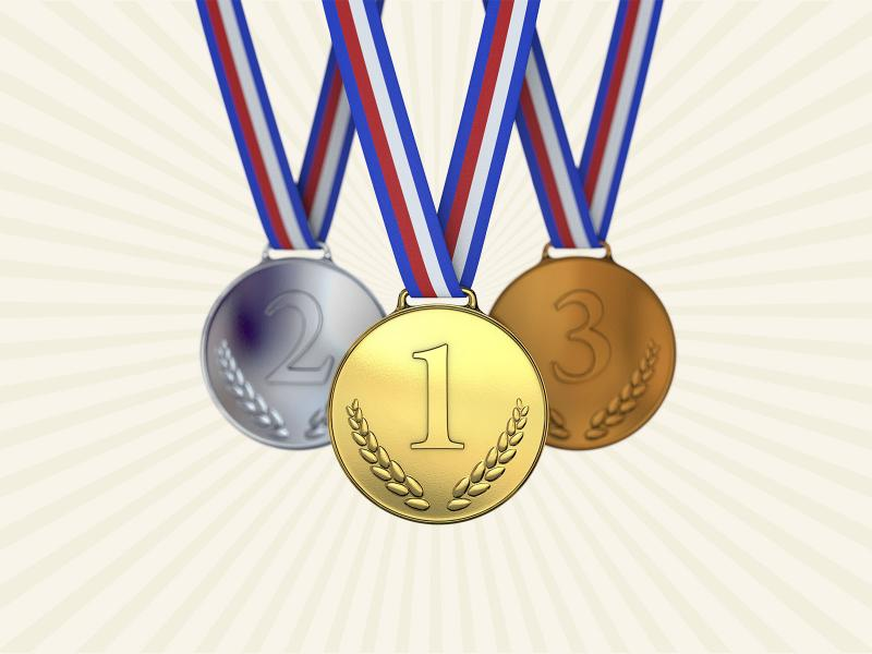 Medals Backgrounds
