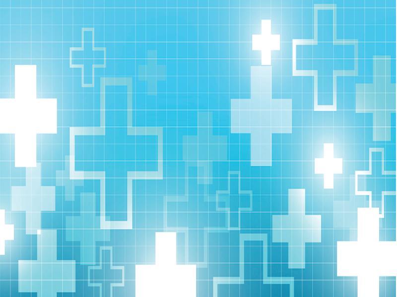 Medical Cross Clip Art Backgrounds