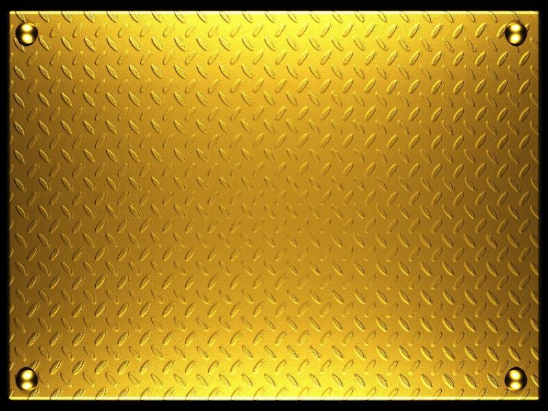 Metal Gold Metallic Steel Plate Texture Design Backgrounds