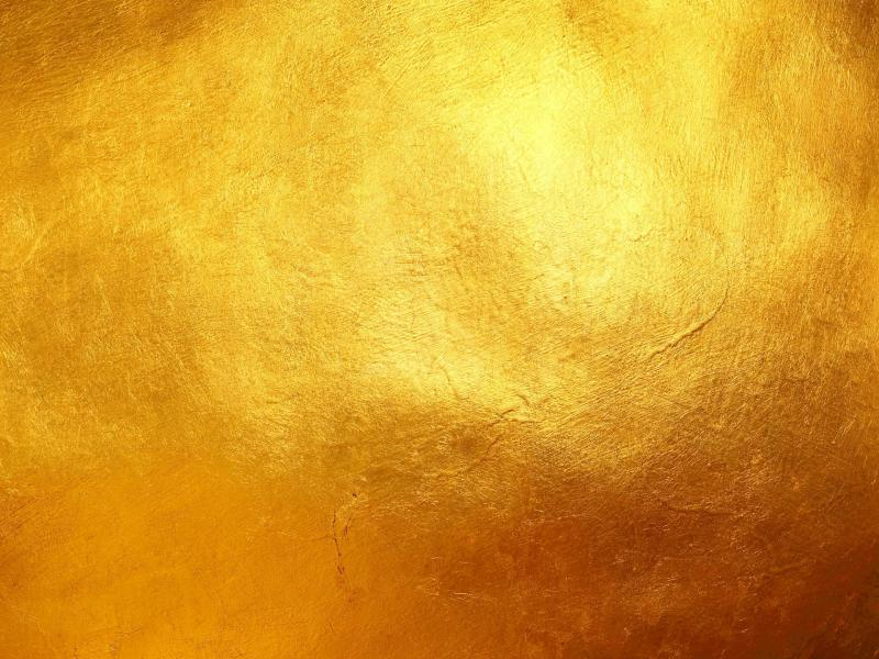 Metal Texture Gold Backgrounds