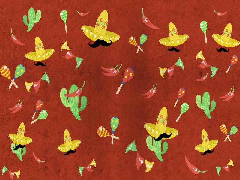 Mexican Fiesta Picture Backgrounds