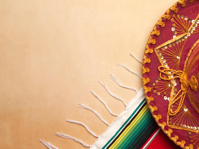 Mexican Fiesta Quality Backgrounds