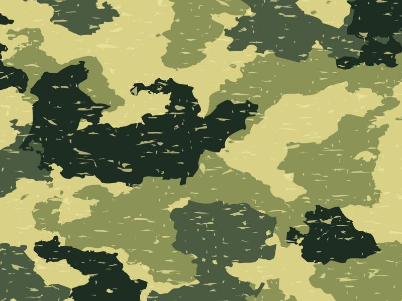 military camouflage backgrounds for powerpoint templates