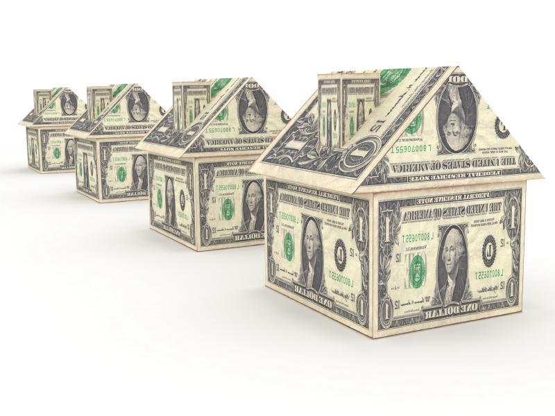 Money House Art Backgrounds