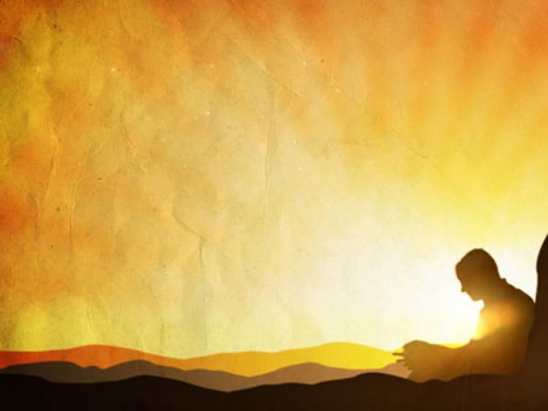 Morning Prayer Design PPT Backgrounds