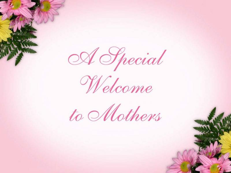 Mothers Day Template Backgrounds