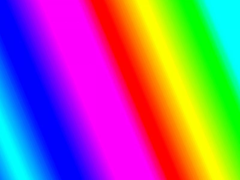 Multi Color Rainbow Design Backgrounds