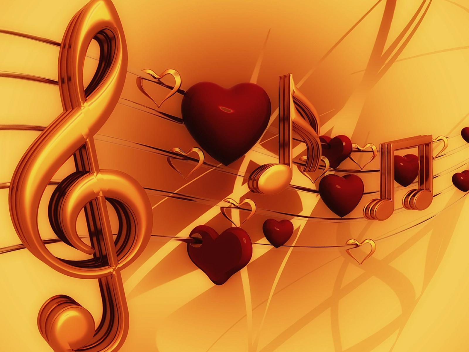 но, почему-то картинки на тему мелодии любви обнародовал